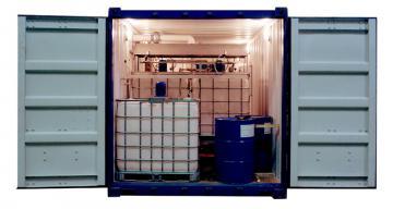 Установка для производства битумной эмульсии ЭУ-3 производительностью 3000 л/ч